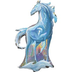 "Disney Frozen 2 Nokk SuperShape Balloon - 38"" Foil"