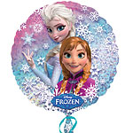"Disney Frozen Balloon - 18"" Foil"