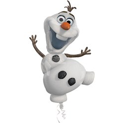 "Disney Frozen Olaf SuperShape Balloon - 41"" Foil"
