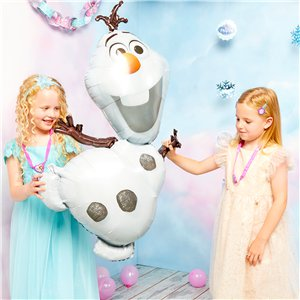 Disney Frozen Olaf SuperShape Balloon - 41