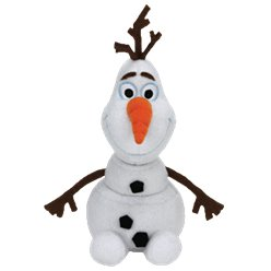 Frozen Olaf TY Soft Toy with sound