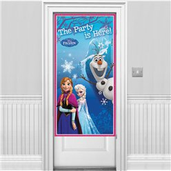 Disney Frozen Door Banner - 1.5m