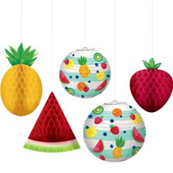 Fruit Salad Hanging Decorations