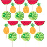 Fruit Salad Food Picks 24pk