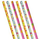 Fruit Salad Paper Straws