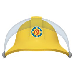 Fireman Sam Card Party Hat