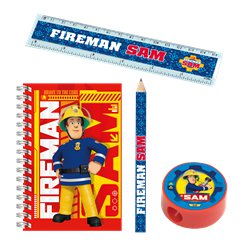 Fireman Sam Stationery Pack