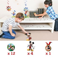 Mickey Mouse Party Game - Find Mickey