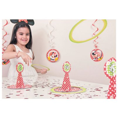 Minnie Mouse Party Game - Hoopla