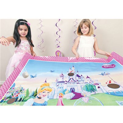 Disney Princess Party Game - Pearl Drop