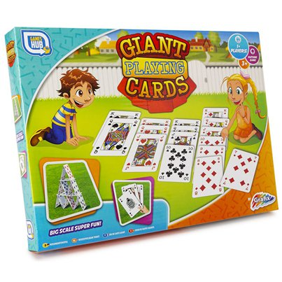 Giant Playing Card Set
