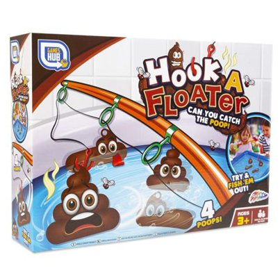 Hook A Poo Game
