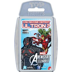 Avengers Top Trump Cards
