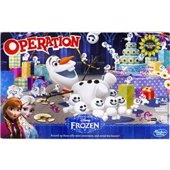 Disney Frozen Olaf Operation