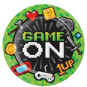 Game On Party Pack - Deluxe Pack For 16