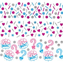 Gender Reveal Confetti Pack - 34g Bag