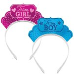 Gender Reveal Tiaras