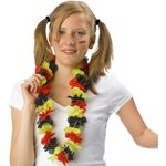 German Euro Cup Flower Lei