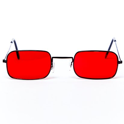 Vampire Glasses - Halloween Fancy Dress Accessories front