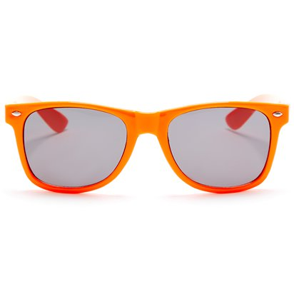 80's Neon Wayfarer Glasses - Assorted Colours - 80's Fancy Dress Accessories top