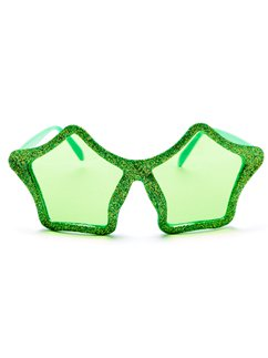 Green Star Glasses