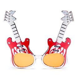 Rock Guitar Glasses