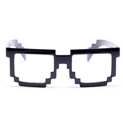 Pixelated Glasses