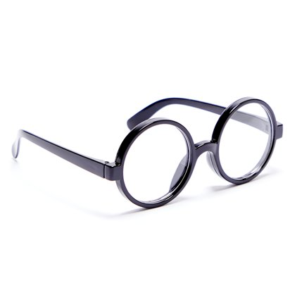 Wizard Boy Glasses - Harry Potter Fancy Dress Accessory left