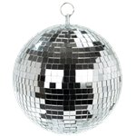 Glitterati Disco Ball Hanging Decoration - 20cm