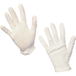 White Children's Gloves