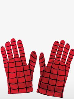 Childrens Spider Man Gloves