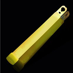 Yellow Glow Stick Necklace - 15cm
