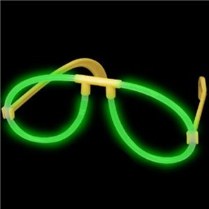 Glow Stick Glasses - 15cm