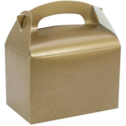 Gold Party Boxes