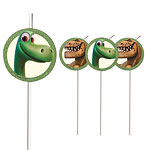 Good Dinosaur Drinking Straws