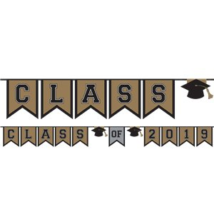 Graduation Class of 2019 Bunting - 3.65m