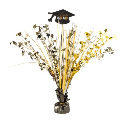 Graduation Spray Centrepiece - 40cm