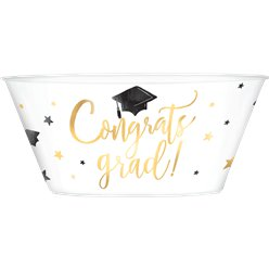 Graduation Plastic Serving Bowl - 3.5L