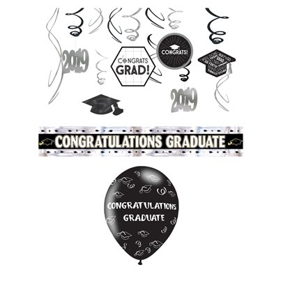 Graduation Decoration Kit - Value
