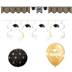 Graduation Decoration Kit - Deluxe