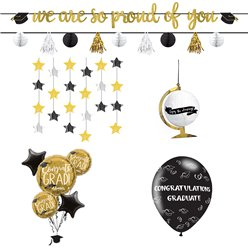 Graduation Decoration Kit - Premium