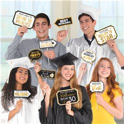 Graduation Photo Prop Kit