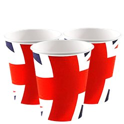 Union Jack Cups - 255ml