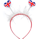 Union Jack Fluffy Boppers