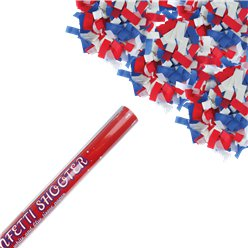Union Jack Confetti Shooter - 50cm