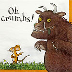 The Gruffalo Napkins - 3ply Paper