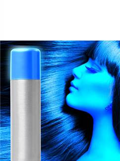 UV Hair & Body Spray - Blue 75ml