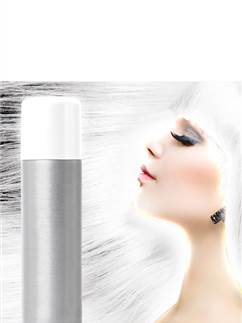 UV Hair & Body Spray - White 75ml