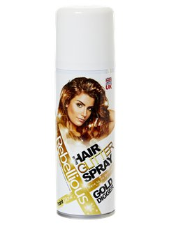 Glitter Hair Spray - Gold Digger 125ml