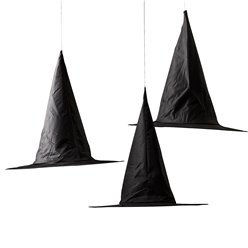Hanging Witches Hats
